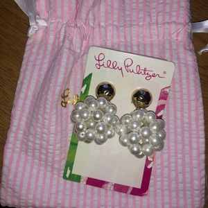 Pearl Lilly Pulitzer Earrings